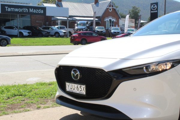 2019 Mazda 3 BP G25 Evolve Hatch Hatch