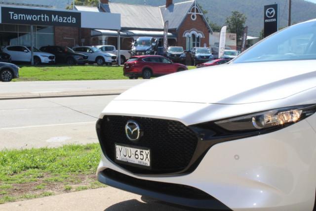 2019 Mazda 3 BP G25 Evolve Hatch Hatch Image 3