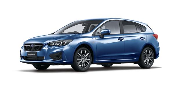 2020 MY0  Subaru Impreza G5 2.0i Hatch Hatch