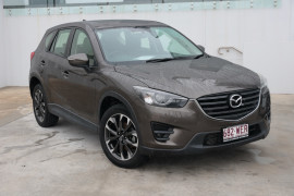 2015 Mazda CX-5 KE1022 Grand Touring Suv Image 3