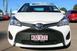 2015 Toyota Yaris NCP130R Ascent Hatchback Image 3