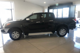 2012 Mazda BT-50 UP0YF1 XTR Utility Image 4