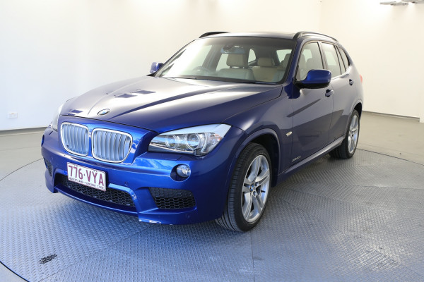 2012 BMW X1 E84 MY0312 xDrive23d Suv