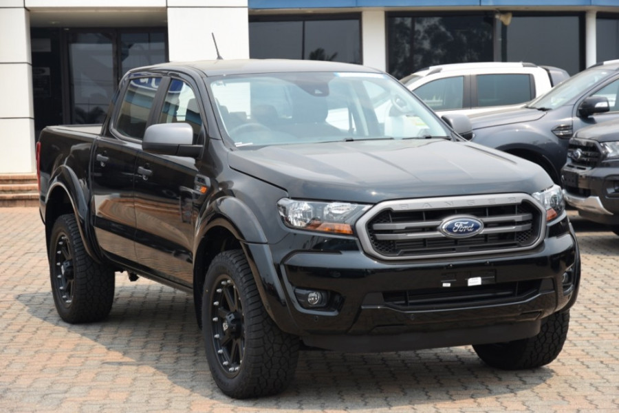 2019 MY19.75 Ford Ranger PX MkIII 4x4 XLS Double Cab Pick-up Ute Image 1
