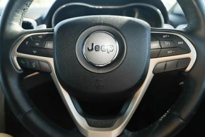 2016 Jeep Grand Cherokee WK MY16 75th Anniversary Suv