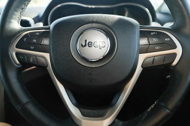 2016 Jeep Grand Cherokee WK MY16 75th Anniversary Suv Image 20