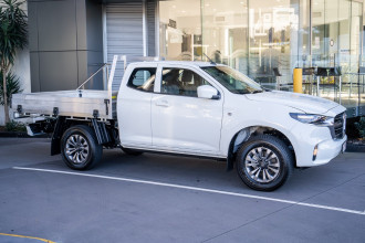 2021 Mazda BT-50 TF XT 4x2 Freestyle Cab Chassis Cab chassis Image 3