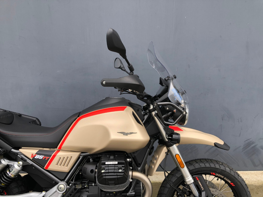 2020 Moto Guzzi V85TT Travel Motorcycle Image 14