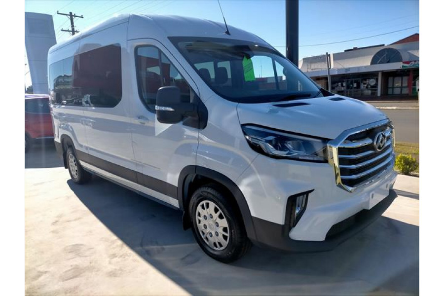 2021 LDV Deliver 9 12-Seat Bus (Mid Roof) Bus