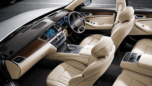 Genesis Heated and Ventilated Seats