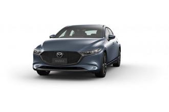 2020 Mazda 3 BP G25 Astina Hatch Hatchback Image 3