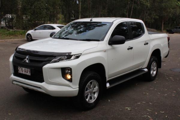 2019 MY20 Mitsubishi Triton MR  GLX+ Utility Image 4