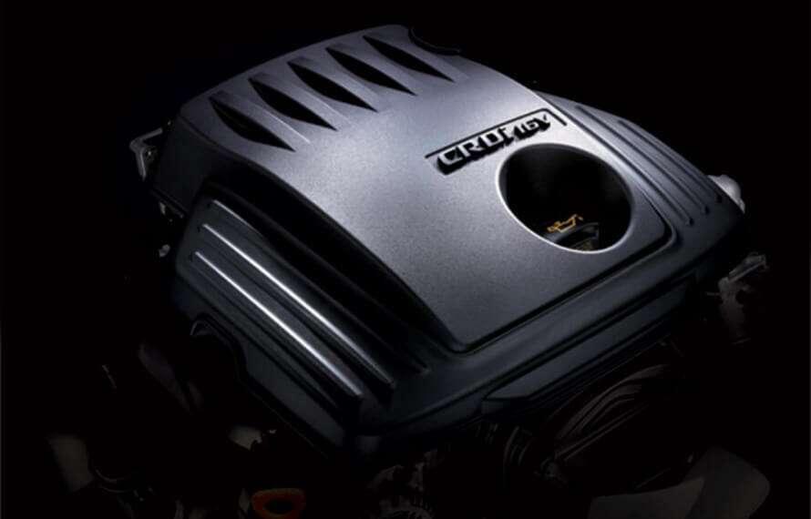 iLoad Turbo-diesel powertrain.