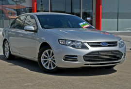 Ford Falcon XT Ecoboost FG MkII