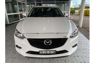2016 Mazda Mazda6 GL1031 Sport Sedan Image 2