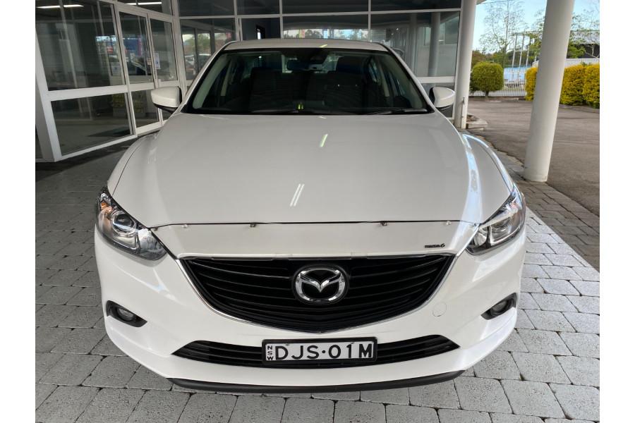 2016 Mazda Mazda6 GL1031 Sport Sedan