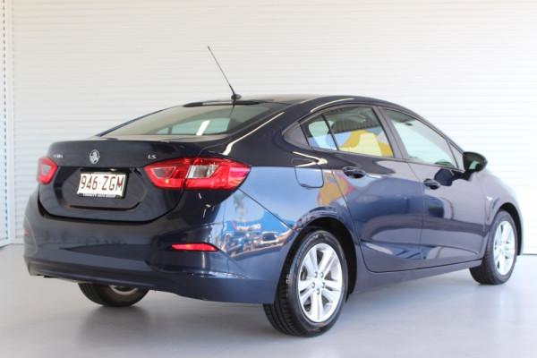 2017 Holden Astra BL MY17 LS Sedan Image 2