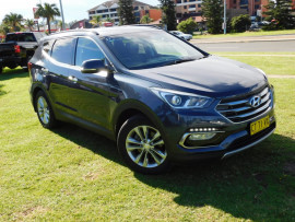 Hyundai Santa Fe Elite DM3 Turbo