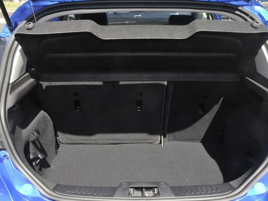 2017 MY16.5 Ford Fiesta WZ Trend Hatchback
