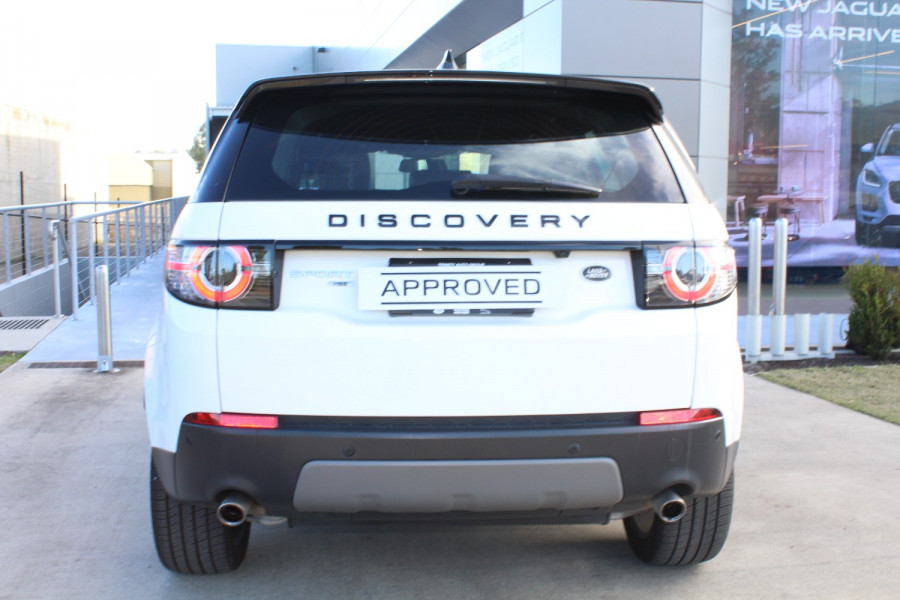 2017 Land Rover Discovery Sport L550 17MY TD4 180 Suv Image 4