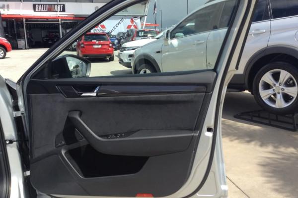 2017 Skoda Superb NP 206TSI Wagon