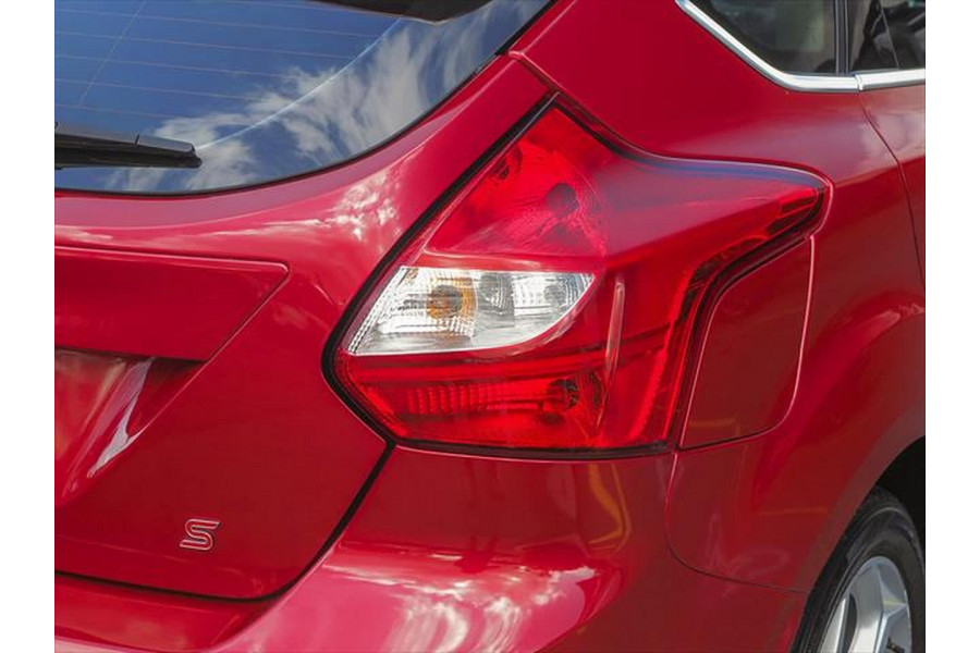 2014 Ford Focus LW MKII Sport Hatchback