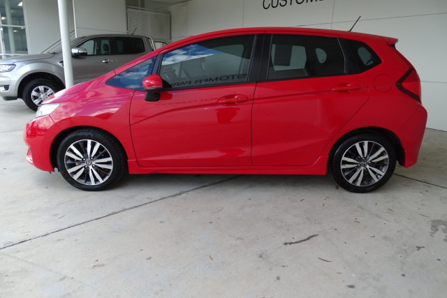 2014 Honda Jazz VTi-L