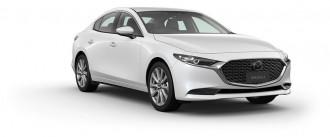 2021 Mazda 3 BP G20 Touring Sedan Sedan image 6