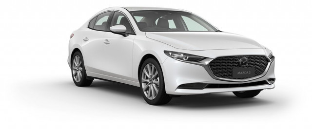 2021 Mazda 3 BP G20 Touring Sedan Sedan Mobile Image 6