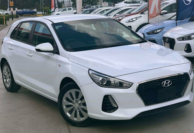 2018 MY19 Hyundai i30 PD Go Hatchback