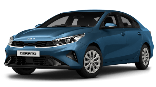 2021 MY22 Kia Cerato BD S with Safety Pack Sedan