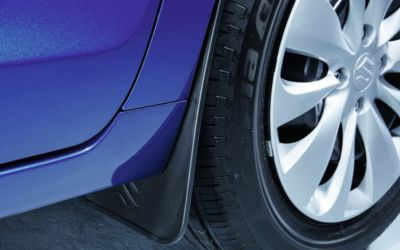 Front Mud Flaps Flexible