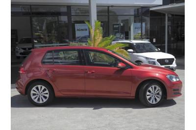 2013 Volkswagen Golf 7 90TSI Comfortline Hatchback Image 2