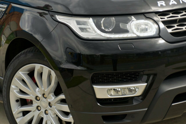 2014 MY14.5 Land Rover Range Rover Sport L494 MY14.5 SDV6 Suv Image 2