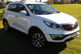 Kia Sportage Si Premium SL