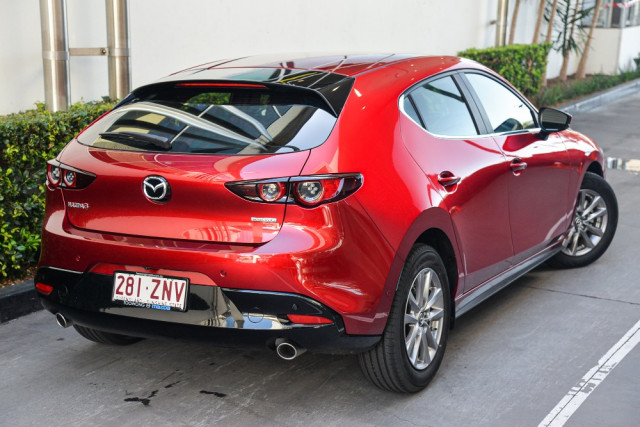 2020 MY19 Mazda 3 BP G20 Pure Hatch Hatchback Mobile Image 3