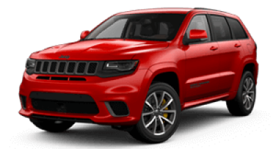 New Jeep Grand Cherokee Trackhawk
