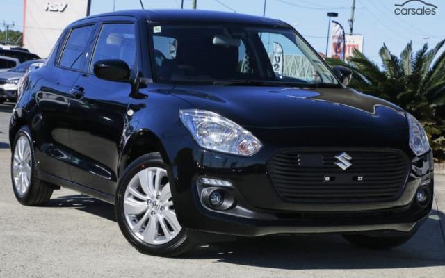 Suzuki Swift GL Plus AZ