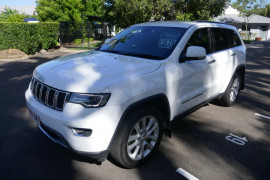 2017 Jeep Grand Cherokee WK Limited Suv