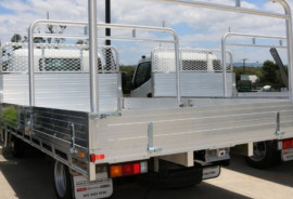 2020 Fuso Canter 515 TRAY + INSTANT ASSET WRITE OFF TRADIE TRAY MANUAL TRAY Tray