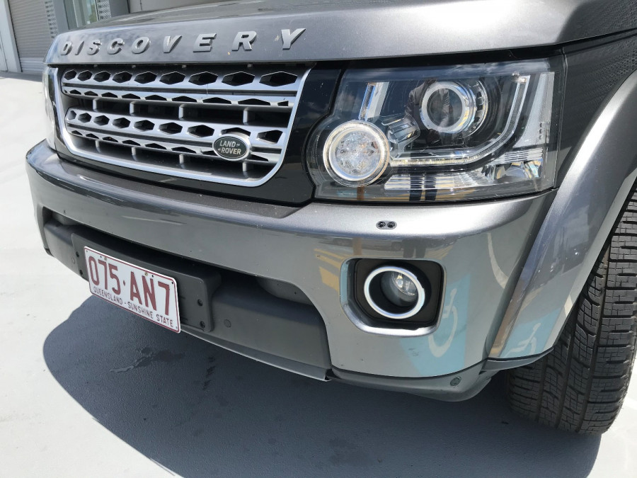 2015 Land Rover Discovery Vehicle Description.  4 L319 MY15 SDV6 HSE WAG SA 8sp 3.0DTT SDV6 Suv Image 3
