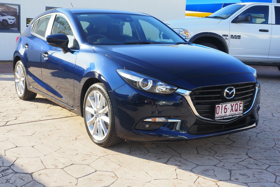 2017 Mazda 3 BN5436 SP25 Hatchback