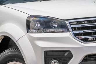 2020 Great Wall Steed K2 Single Cab 4x4 Cab chassis Image 2