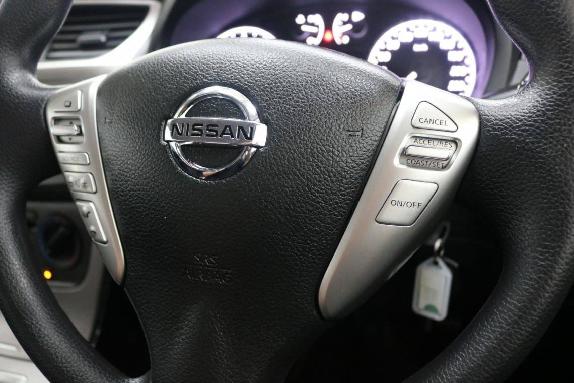 2014 Nissan Pulsar B17 ST Sedan Image 8