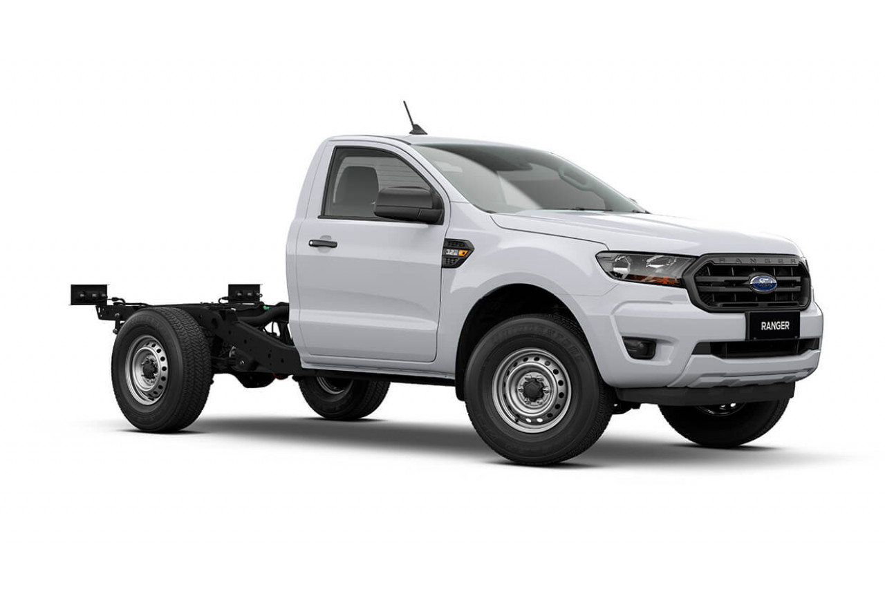 2021 MY21.75 Ford Ranger PX MkIII XL Single Cab Chassis Cab chassis