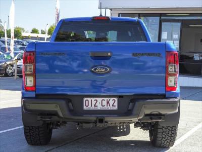 2018 Ford Ranger PX MkIII MY19 Raptor Utility