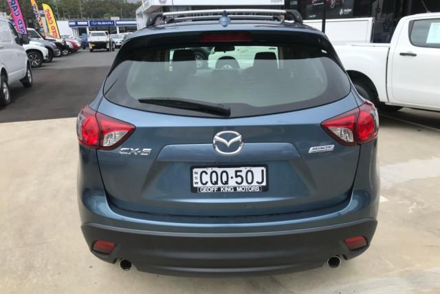 2014 MY13 Mazda CX-5 CX-5 Suv Image 5