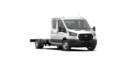 470E Double Cab Chassis