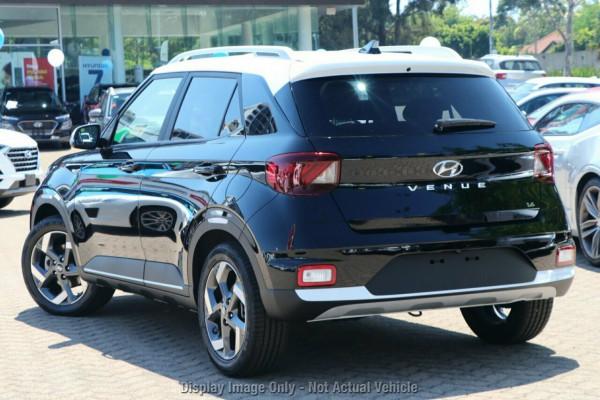 2020 Hyundai Venue QX Elite Wagon Image 3