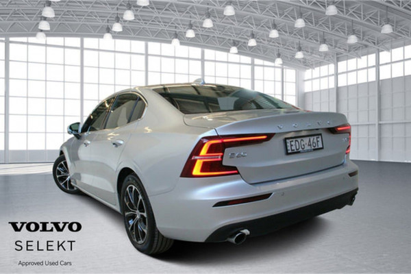 2019 Volvo S60 (No Series) MY20 T5 Momentum Sedan Image 3